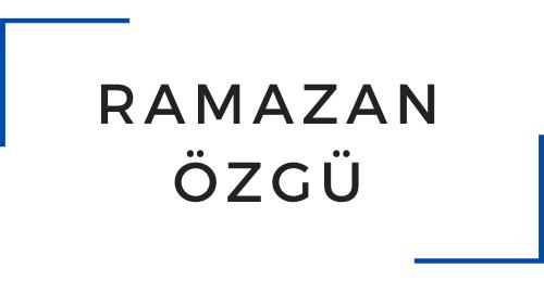 Ramazan Özgü